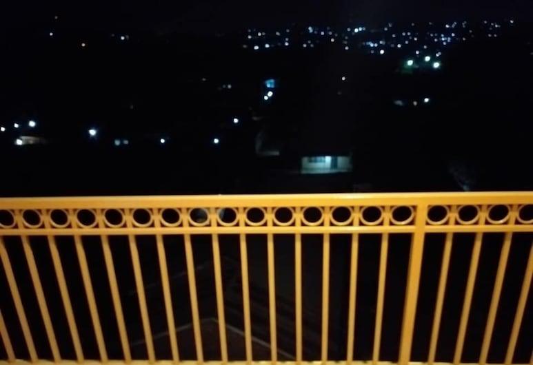 Kadz Hotel, Kampala, Vienvietis kambarys, Balkonas