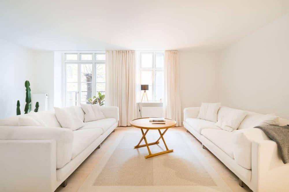 Apartemen Eksklusif - Ruang Keluarga