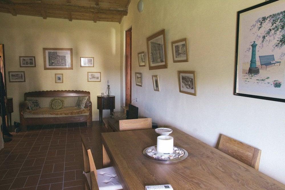 Apartmán (Margherita) - Obývacie priestory