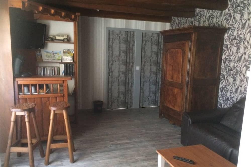 Apartmá typu Comfort (n°1) - Obývací prostor