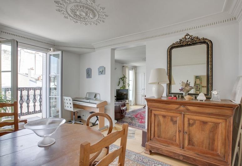 Appart 5p - Place des Vosges by Weekome, Paris, Basic Apartment, Living Area