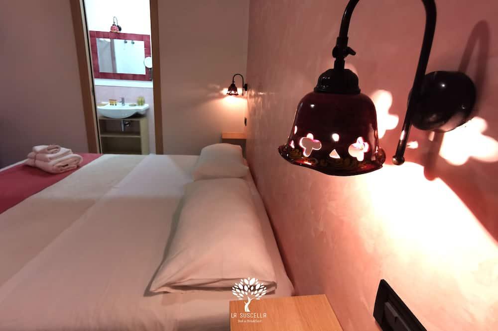 Dvokrevetna soba, privatna kupaonica (Orchidea) - Soba za goste