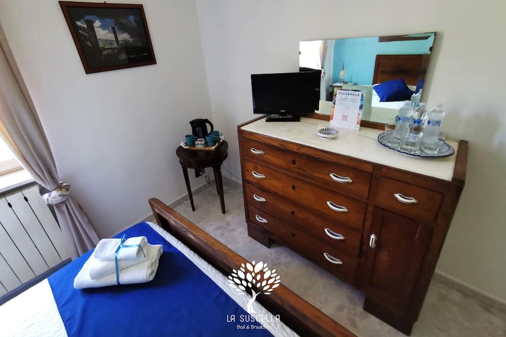 Soba, privatna kupaonica, pogled na vrt (Camelia) - Obroci u sobi