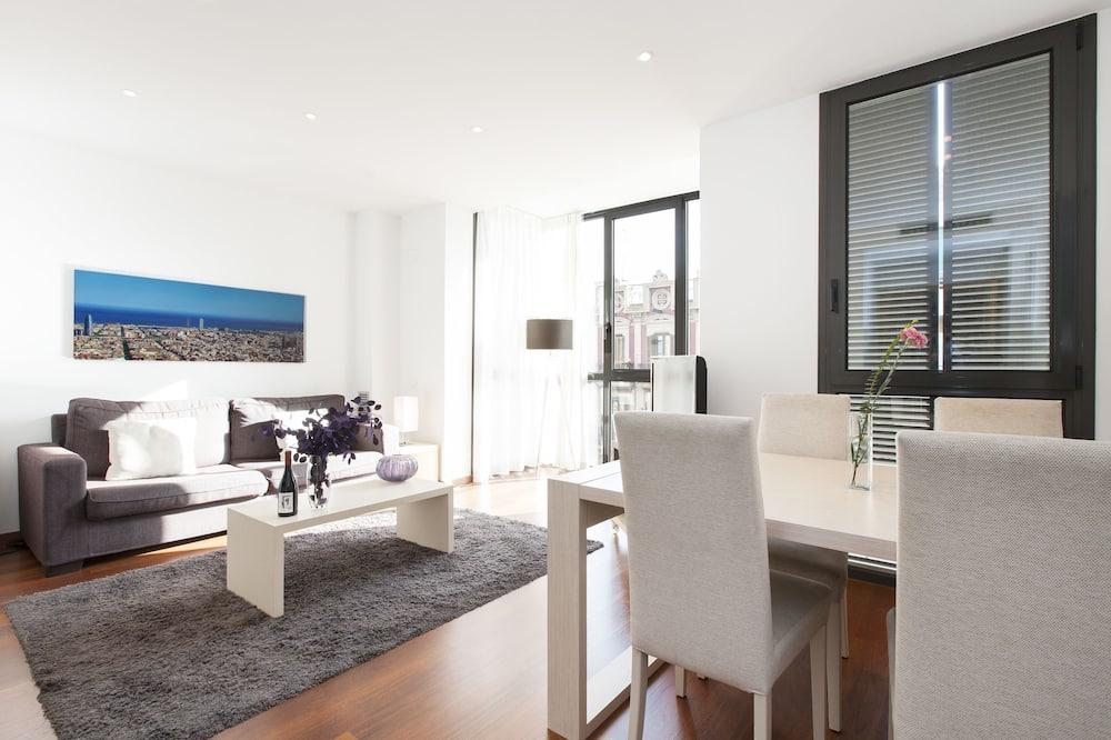 דירה, 2 חדרי שינה, 2 חדרי רחצה - אזור מגורים