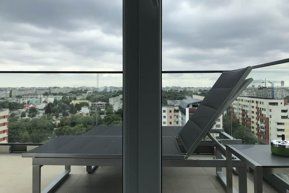 Appartement Luxe - Balcon
