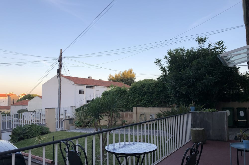 Triple Room (1) - Balcony View