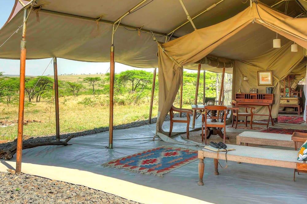 خيمة عائلية - غرفة نزلاء