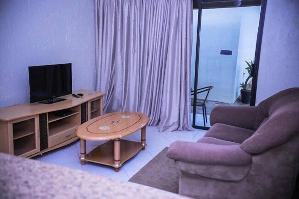 Honeymoon suite (VIP cottage) - Living Room