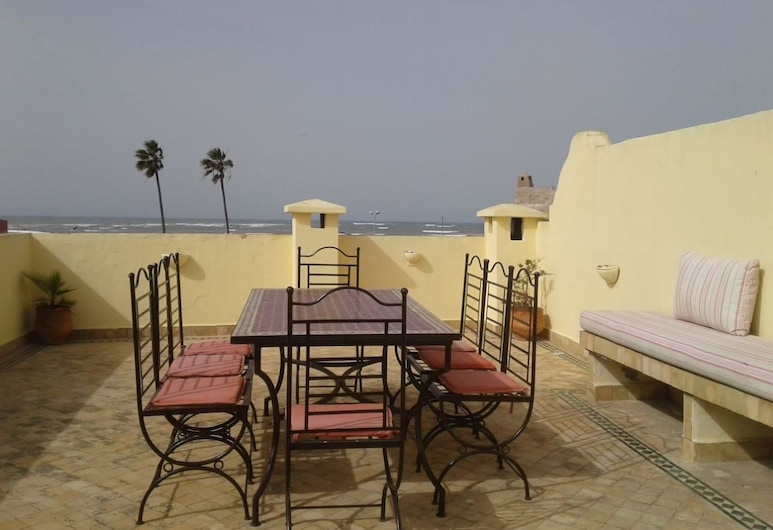 Ryad Oukhouan, El Jadida, Terrasse/veranda
