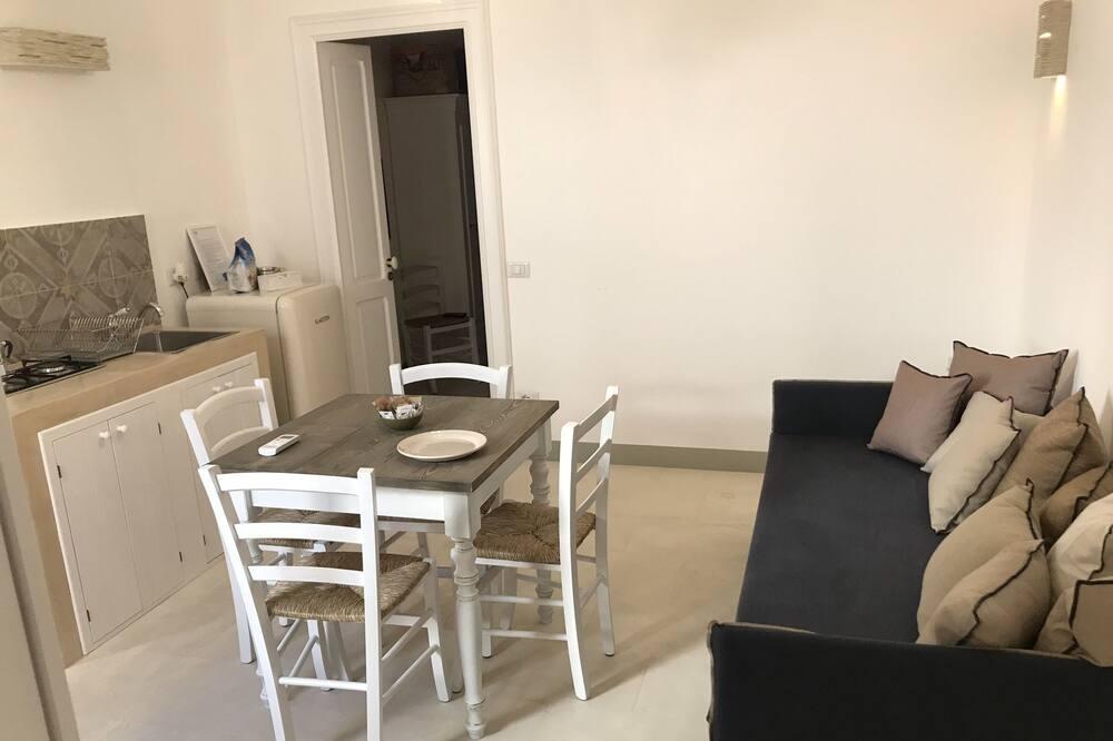 Suite (4) - Wohnbereich