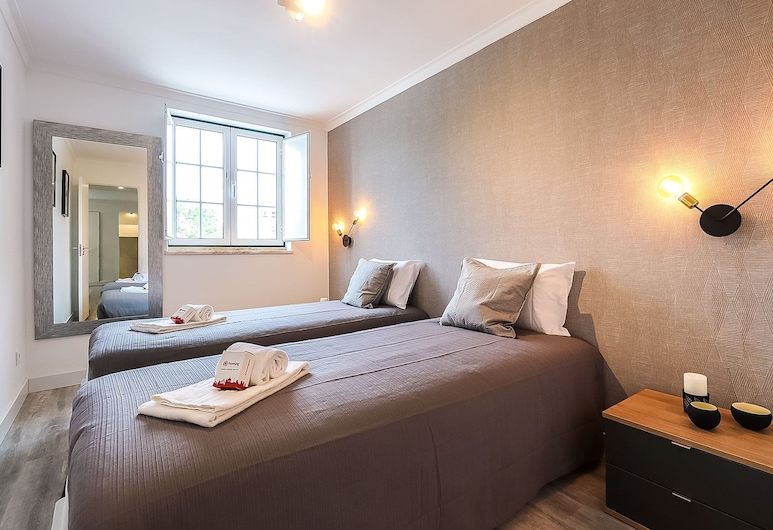 DISINFECTED APARTMENT - Belém Experience by Homing , Lisbon, Apartment, 2 Bedrooms, Room