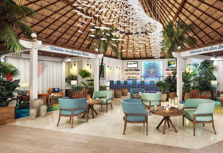 Margaritaville Island Reserve Riviera Cancun, All Inclusive by Karisma, פוארטו מורלוס, בר המלון