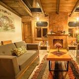 Dormitorio compartido económico, dormitorio mixto - Sala de estar