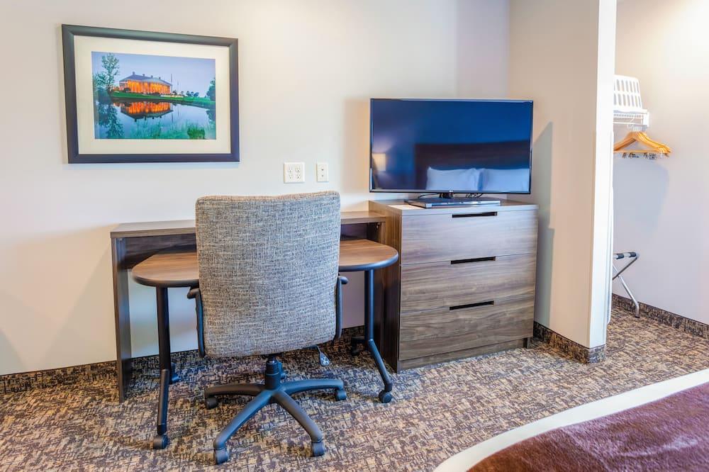 Kamer, 2 queensize bedden, Toegankelijk voor mindervaliden - Woonruimte