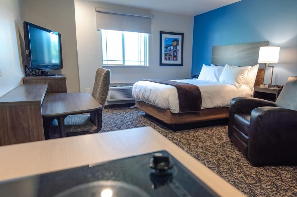 Kamer, 1 queensize bed - Kamer