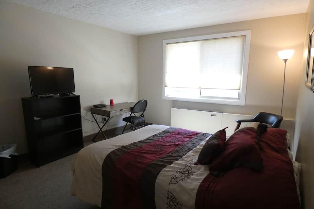 Comfort Room, 1 Katil Kelamin (Double) - Ruang Tamu