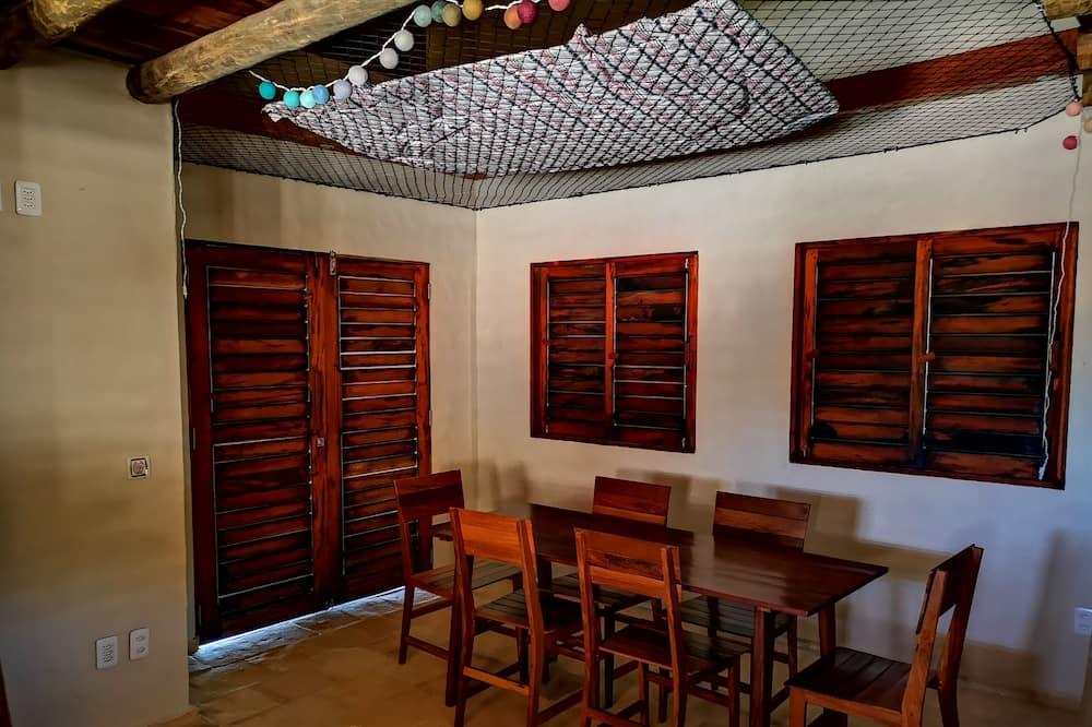 Planinska kuća - chalet - Obroci u sobi