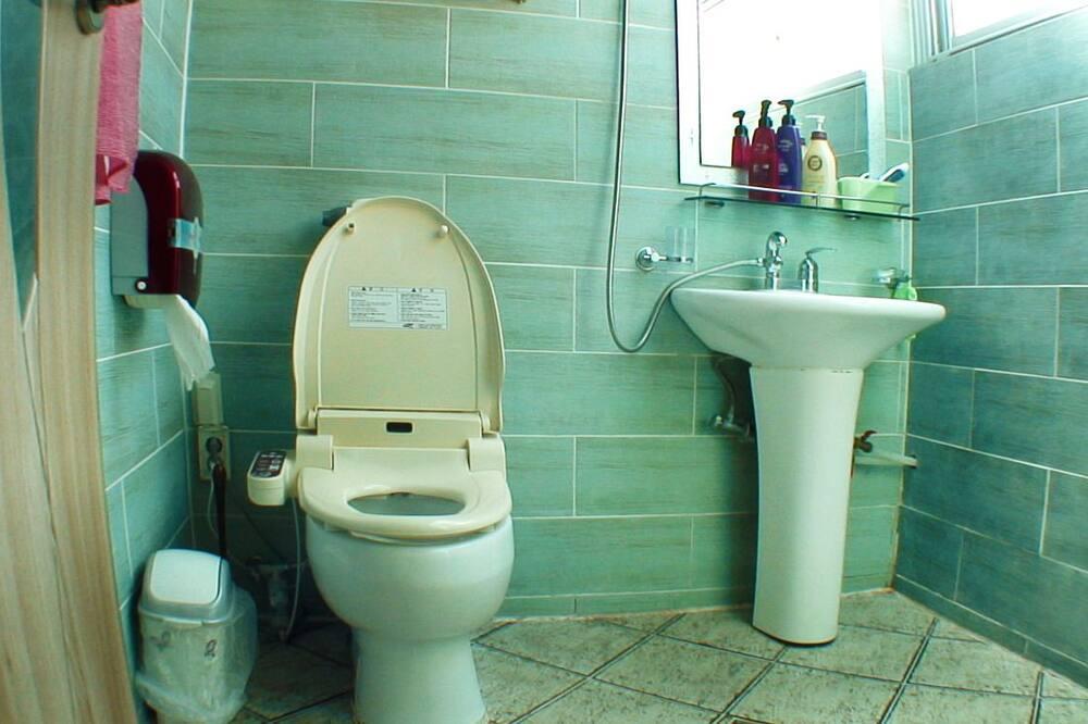 Room, 2 Bedrooms (43 PY, Blue) - Bathroom