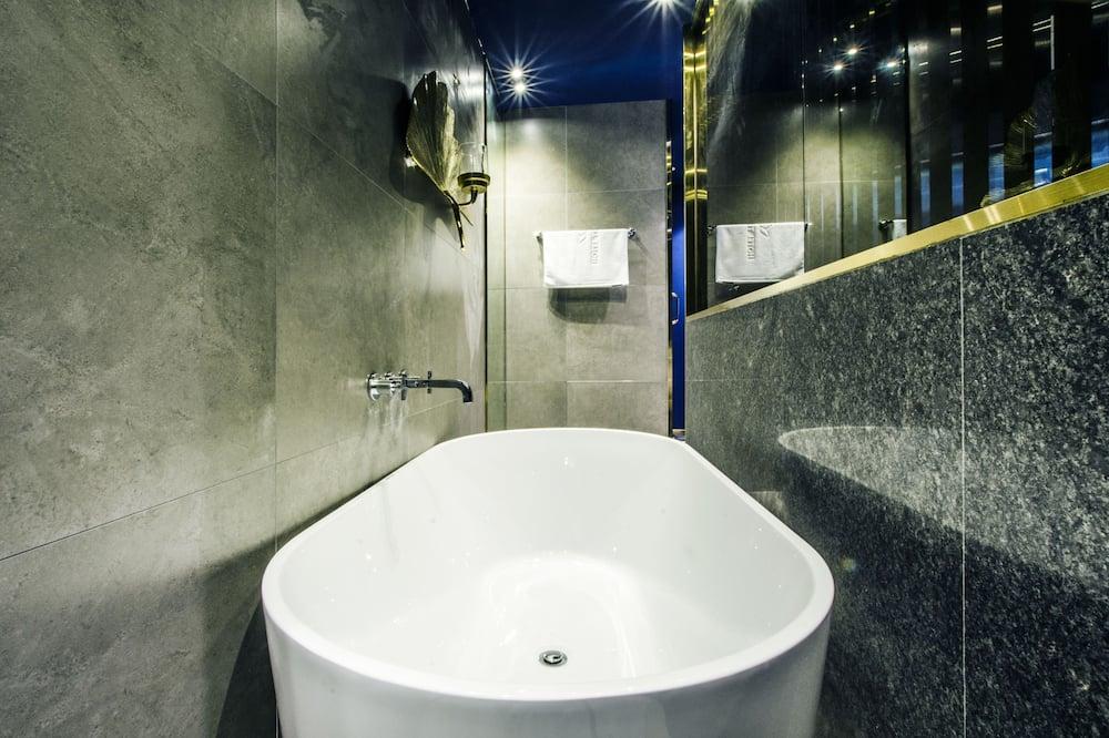 套房, 城市景觀 - 浸泡式浴缸