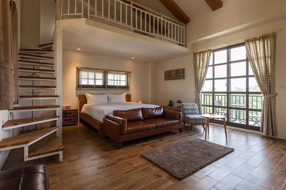 Habitación cuádruple Deluxe - Habitación