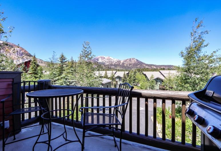Snowcreek V #793 - 3 Br Condo, Mammoth Lakes, Condo, 3 Bedrooms, Balcony