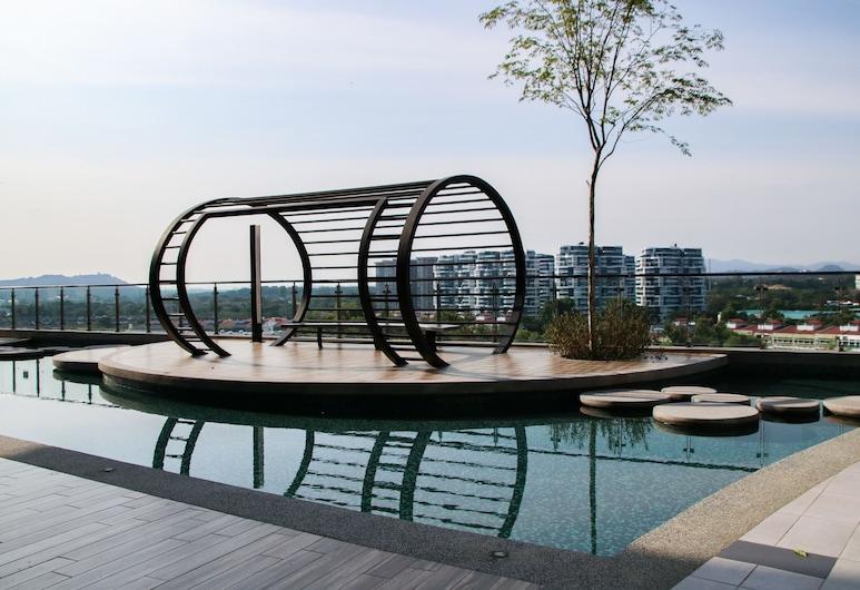 H2O Residences by Victoria Home, Petaling Jaya, Terrace/Patio