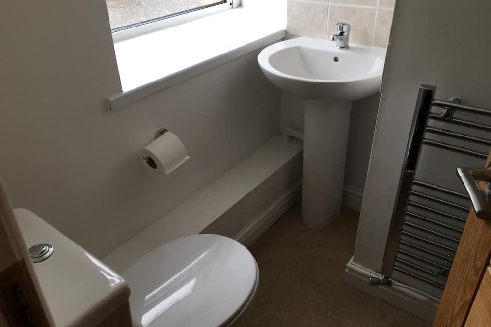 Divvietīgs numurs (with Bathroom) - Vannasistaba