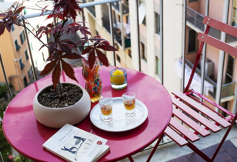 Casa Stella di Mare by Wonderful Italy, Genoa, Apartment, 2 Bedrooms, Balcony