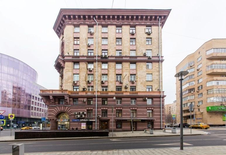 Apartment on Tverskaya-Yamskaya, Moscow, Front of property