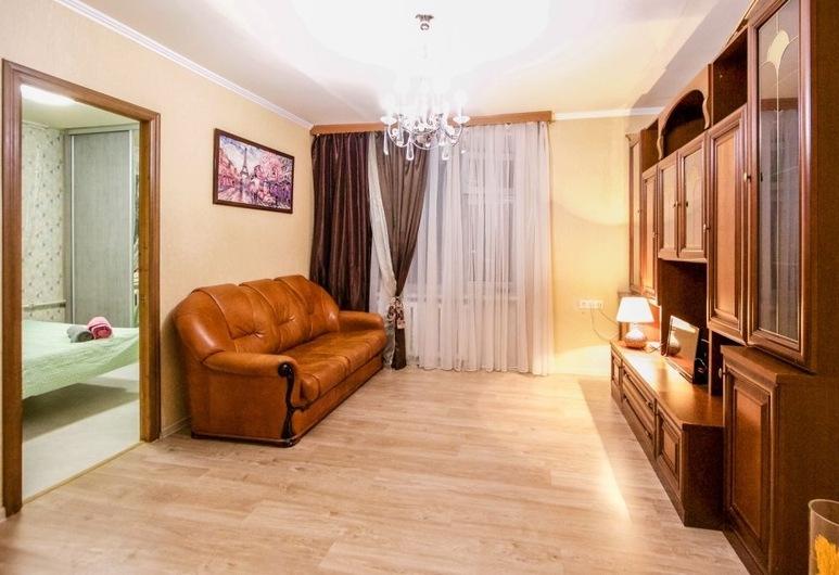 Apartment on Bolshoy Kondratievskii, Moskva