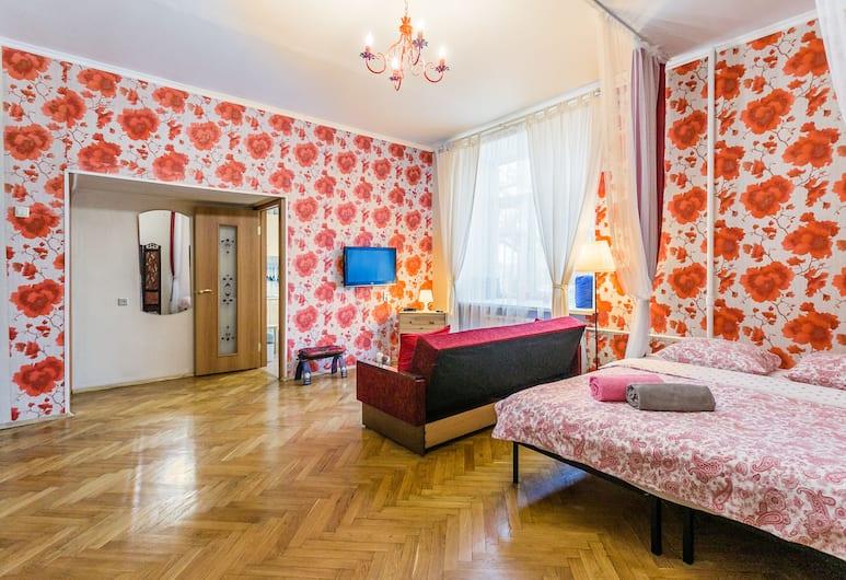 Apartment on Goncharnaya Naberezhnaya, Moskwa