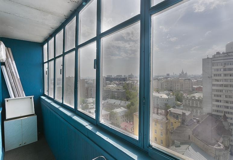 Apartament on Sadovaya-Triumfalnaya, Moskva, Balkong