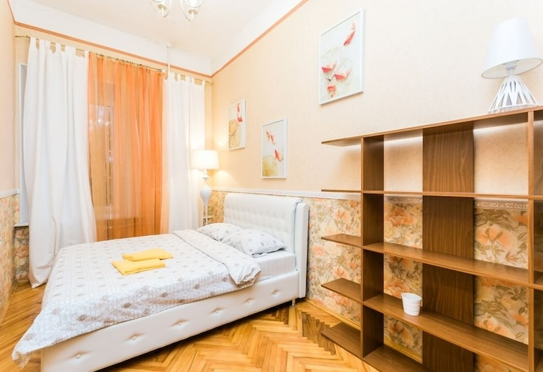 Apartment on 3ya Tverskaya-Yamskaya, Maskava