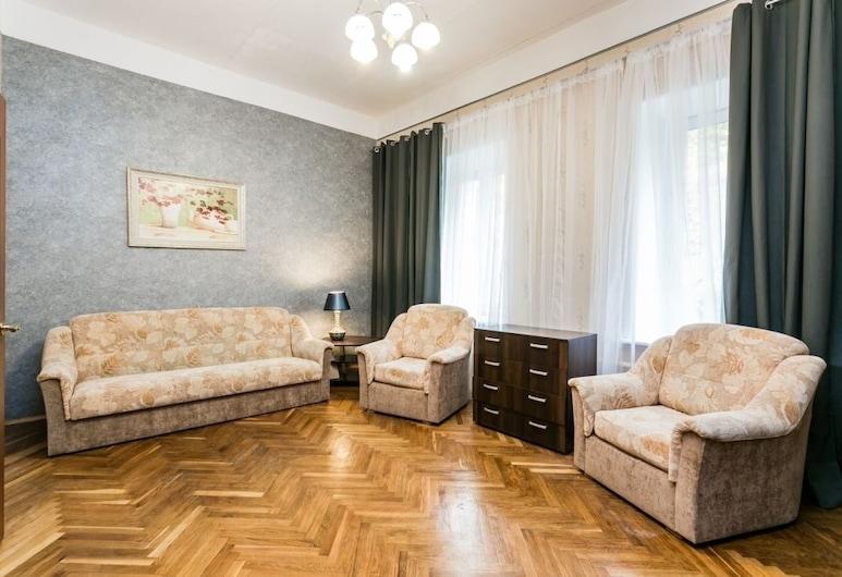 Apartment on 3ya Tverskaya-Yamskaya, Moskwa, Apartament, Salon