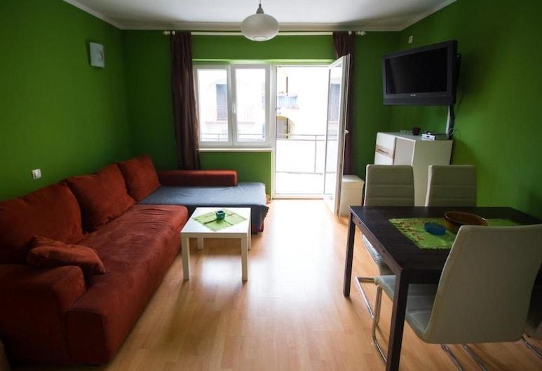 Apartments Boby, Crikvenica, Apartment, 1 Bedroom, Living Area