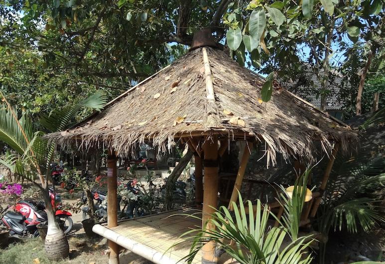AttA Homestay, Kuta, Terassi/patio