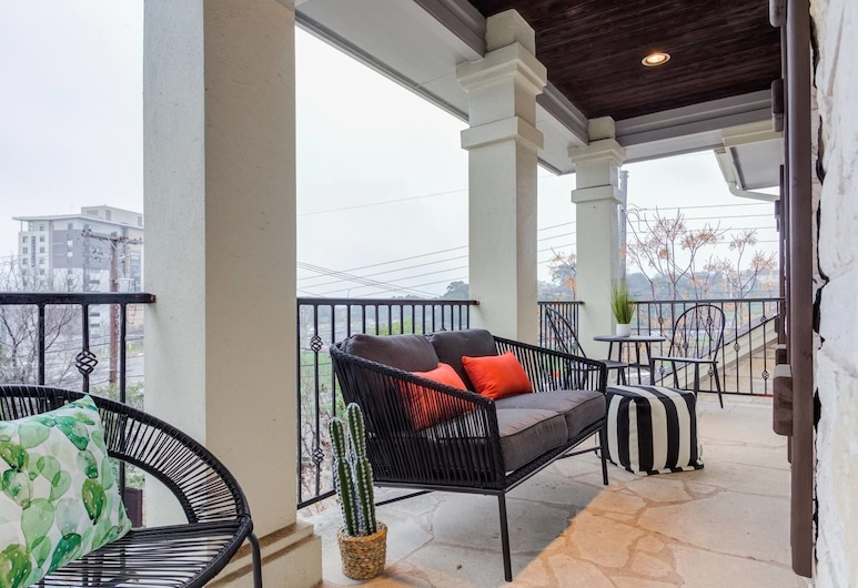 Incredible 4 Br/2.5ba Austin Home Minutes From Downtown, Austin, Balcony