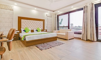 Naktsmītnes Treebo Trend Amexx Residency attēls vietā Gurgāona