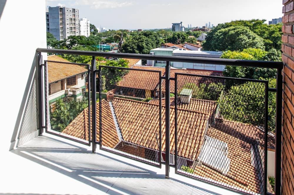 Deluxe Apart Daire - Balkon