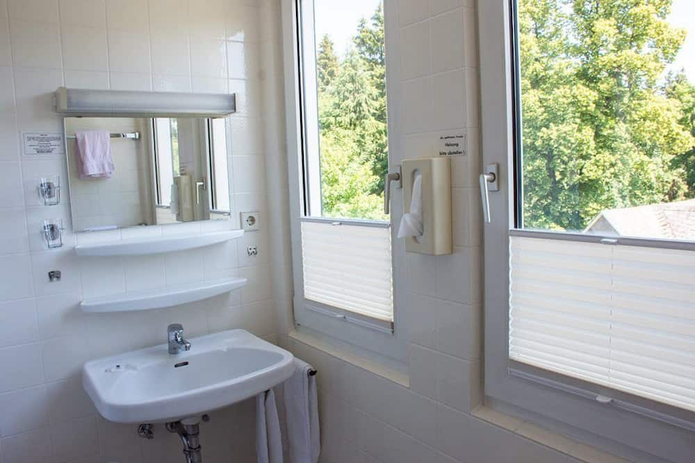 Comfort jednokrevetna soba - Kupaonica
