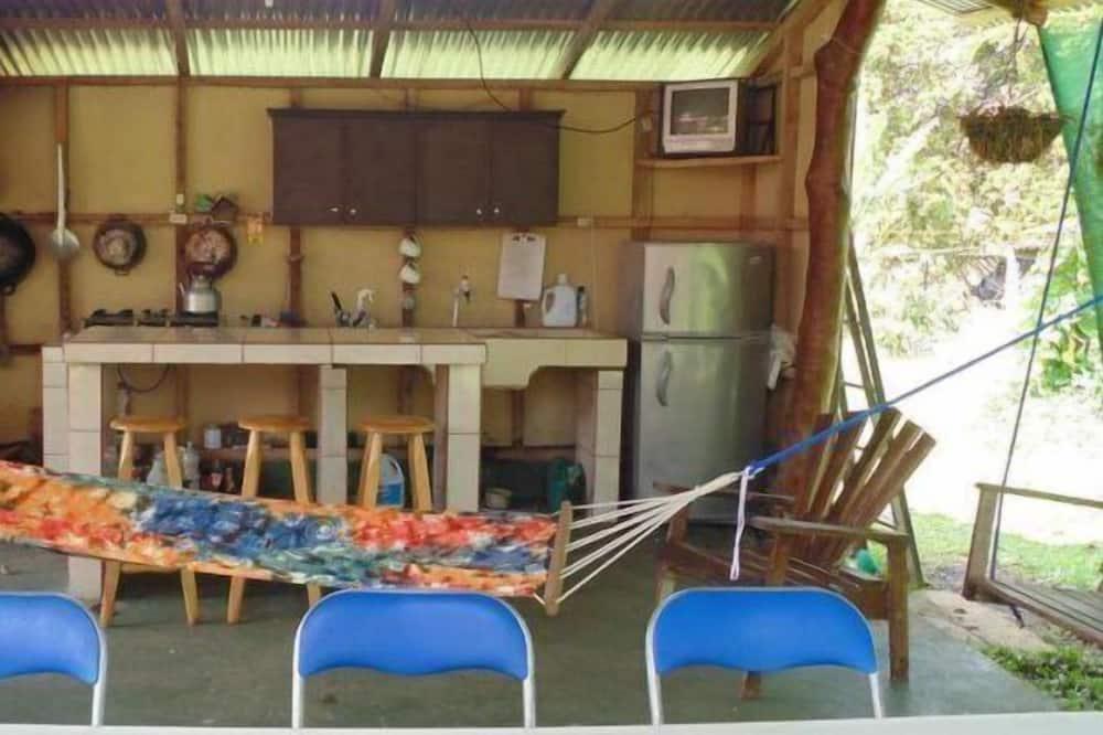 Kahden hengen huone - Jaettu keittiö