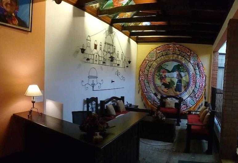 Hotel Vista San Francisco, Antigua Guatemala, Reception