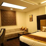 Superior Double Room - Living Area