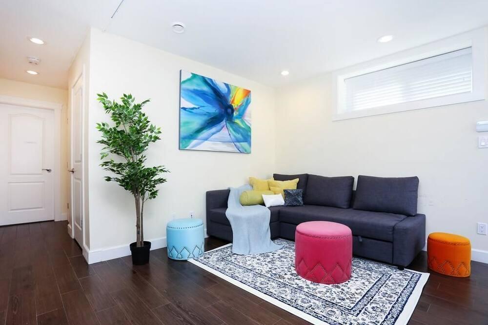Apartament podstawowy, 1 sypialnia - Salon