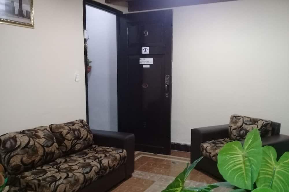 Mestský dom typu Comfort - Obývacie priestory