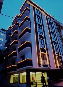 Trabzon bölgesindeki Alya Suite Hotel resmi