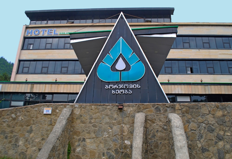 Eleon Borjomi, Borjomi, Hotelfassade