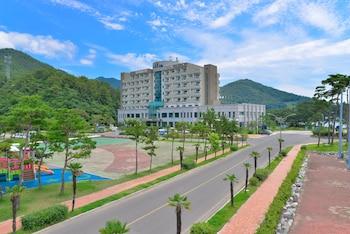 南海NAMHAE SPORTS PARK HOTEL的圖片