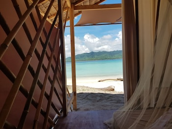 Picture of Backpackers Island Beach Camp - Adults Only in El Nido