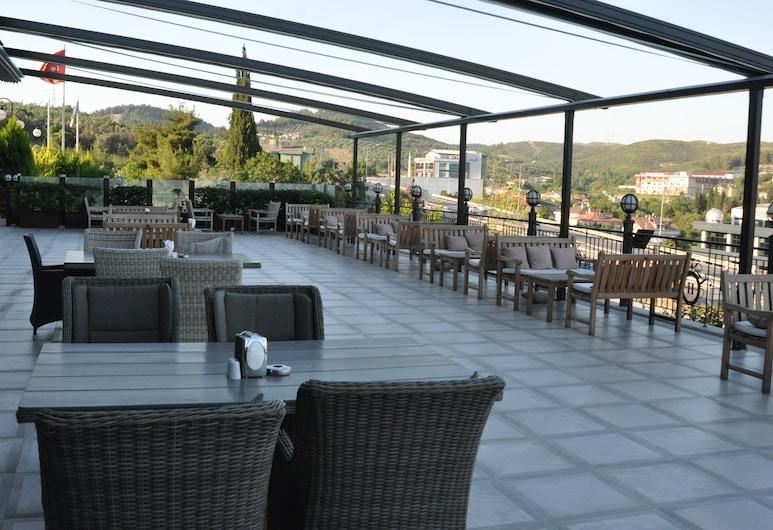 Heybeli Garden Otel, Mudanya, Hotelový areál